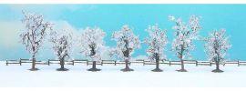 NOCH 25075 Winter-Bäume 80-100mm, 7 Stück, alle Spurweiten online kaufen