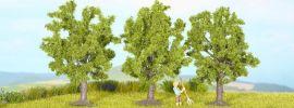 NOCH 25510 Obstbäume grün | Höhe 4,5 cm | 3 Stück | Spur N + Z online kaufen