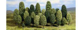 NOCH 26301 Laubbäume | Höhe 65-110 mm | 25 Stück | Spur H0 online kaufen