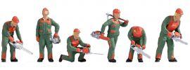 NOCH 36061 Waldarbeiter | 6 Stück | Figuren Spur N online kaufen