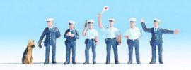 NOCH 36091 Polizisten Miniaturfiguren Spur N online kaufen