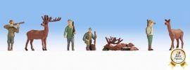 NOCH 36731 Jagd  7 Figuren Spur N online kaufen