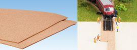NOCH 50496 Kork-Platte Höhe 2mm 15cm x 50cm 2 Stück Anlagenbau online kaufen