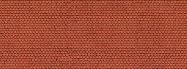NOCH 56690 3D-Kartonplatte  Biberschwanz rot 250mm x 125mm Anlagengestaltung Spur H0 online kaufen