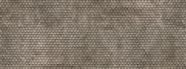 NOCH 56691 3D-Kartonplatte  Biberschwanz grau 250mm x 125mm Anlagengestaltung Spur H0 online kaufen