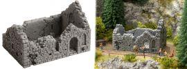 NOCH 58611 Kapellenruine Fertigmodell aus Hartschaum Spur H0 online kaufen