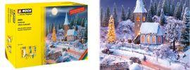 NOCH 60815 Perfekt-Set Winter-Landschaft Zubehörset für alle Spurweiten geeignet online kaufen