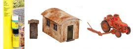 NOCH 61162 Rost-Patina  Alterungsset für alle Spurweiten geeignet online kaufen