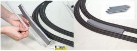 NOCH 63010 Universal-Bahnsteig Laser-Cut 3er Set Bausatz Spur N online kaufen