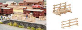 NOCH 65614 Themen-Set Viehverladebrücken mit Gattern Bausatz Spur H0 online kaufen