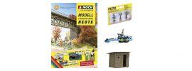 NOCH 71918 Super-Spar-Pack Magazin Modell-Landschaftsbau heute mit Zubehör Spur H0 online kaufen