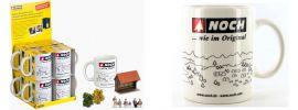 NOCH 75125 H0 Themen-Tassen Gewinnspiel Sortiment 1 | Spur H0 online kaufen