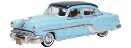 OXFORD 201129511 Pontiac Chieftain hellblau   Automodell 1:87 online kaufen