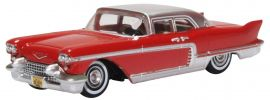Oxford 201133341 Chevrolet Cadillac rot   Automodell 1:87 online kaufen