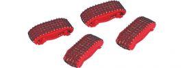 PIKO 35416 Reinigungsplatte für GE 25-Ton Reinigungslok | 4 Stück | Spur G online kaufen