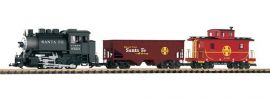 PIKO 37104 Start-Set Santa Fe Güterzug Spur G online kaufen
