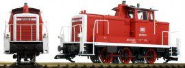 PIKO 37525 Diesellok BR 360 DB rot | Spur G online kaufen