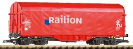 PIKO 37723 Schiebeplanwagen Railion NS Spur G online kaufen