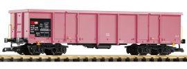 PIKO 37742 Offener Güterwagen Eaos SBB pink Spur G online kaufen