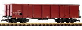 PIKO 37745 Offener Güterwagen Eaos DR | Spur G online kaufen