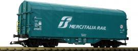 PIKO 37746 Schiebeplanenwagen Shimmns Mercitalia | Spur G online kaufen