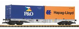 PIKO 37751 Containertragwagen 2 Containern DB AG | Spur G online kaufen