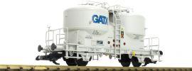 PIKO 37791 Zementsilowagen GATX | DC | Spur G online kaufen