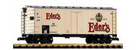 PIKO 37812 Bierwagen Eders DB Güterwagen Spur G online kaufen