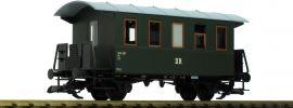 PIKO 37926 Personenwagen 2.Kl. DR | Spur G online kaufen