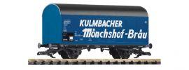 PIKO 37948 Bierwagen Kulmbacher Mönchshof Bräu DB Spur G online kaufen