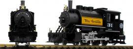 PIKO 38207 US Dampflok Sattel Tank 2-6-0T D&RGW | analog | Spur G online kaufen