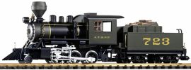 PIKO 38208 Dampflok mit Tender Mini-Mogul SF | analog | Spur G online kaufen