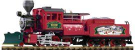 PIKO 38246 Dampflok mit Tender Camelback | Weihnachten | DCC-Sound | Spur G online kaufen