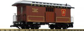 PIKO 38627 Packwagen PRR | Spur G online kaufen