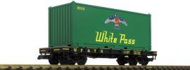 PIKO 38709 Containertragwagen WP/YR | Spur G online kaufen