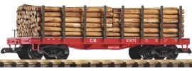 PIKO 38713 Rungenwagen mit Holzladung CN | Spur G online kaufen