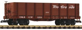 PIKO 38715 Hochbordwagen 1201 D/RGW | Spur G online kaufen