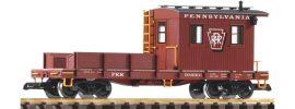 PIKO 38716 Bauzugwagen PRR | Spur G online kaufen