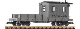 PIKO 38717 Bauzugwagen D/RGW | Spur G online kaufen