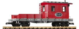 PIKO 38729 Bauzugwagen NYC | Spur G online kaufen
