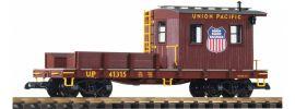 PIKO 38730 Bauzugwagen UP | Spur G online kaufen