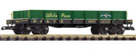 PIKO 38737 Niederbordwagen | WP YR | Spur G online kaufen