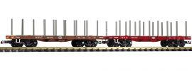 PIKO 38742 Rungenwagen NYC 2er Pack | Spur G online kaufen