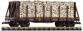 PIKO 38755 Rungenwagen PRR mit Ladung | Spur G online kaufen