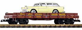 PIKO 38769 Autotransportwagen UP mit Chevy Nomad  | Spur G online kaufen