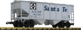 PIKO 38835 Schüttgutwagen Santa Fe Spur G online kaufen
