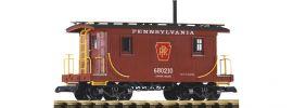 PIKO 38863 Güterzugbegleitwagen PRR | Spur G online kaufen