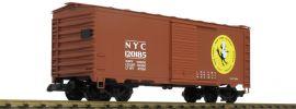 PIKO 38874 Gedeckter Güterwagen NYC Early Bird | Spur G online kaufen