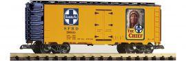 PIKO 38878 Kühlwagen The Chief SF | Spur G online kaufen