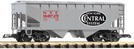 PIKO 38880 Schüttgutwagen NYC | Spur G online kaufen
